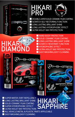 Hikari Diamond 9H Ultra Durable Ceramic Coating, Made in Japan
