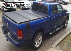 B-Series Hard Tri-fold Cover for Dodge Ram 5.7ft Bed (2009-2019). Available Online Only