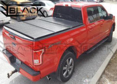 B-Series Hard Tri-fold Cover for Ford F-150 6.5ft (1997-2021). Available online only.