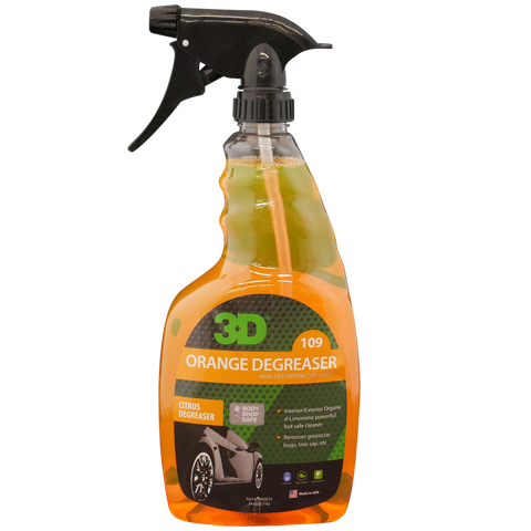 3D Orange Degreaser