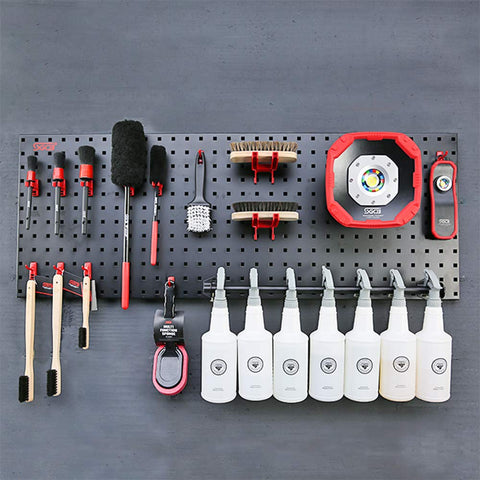 SGCB 4-Feet Wall Mounted Pegboard