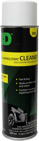 3D Foaming Carpet & Upholstery Cleaner