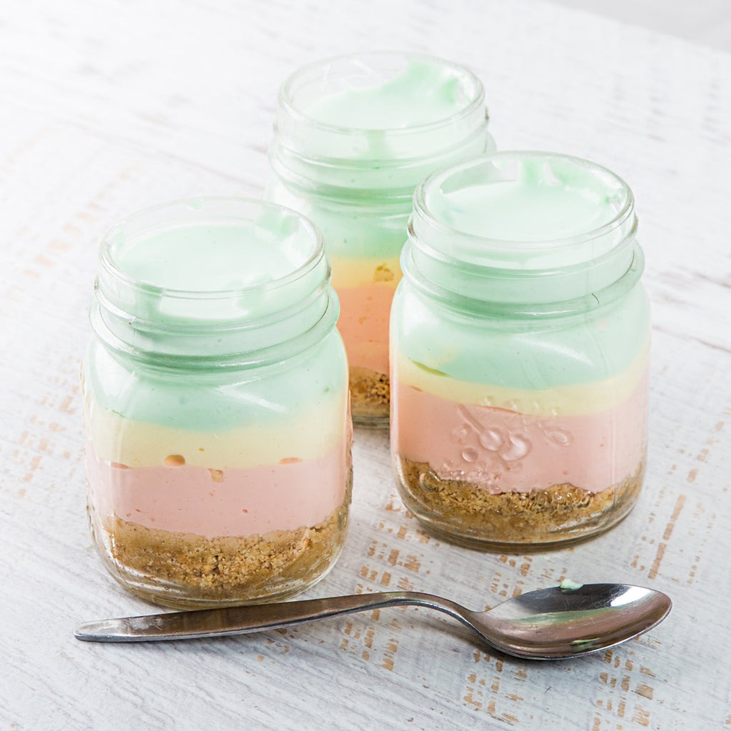 Petite Protein - Delicious Lemon Cheesecake Jars
