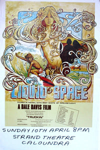 Wild early seventies surf flick from Dale Davis.