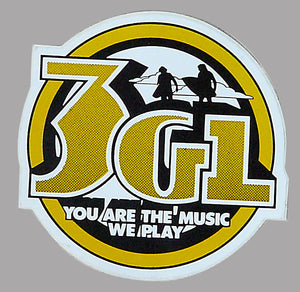 3GL Decal. c 1978.