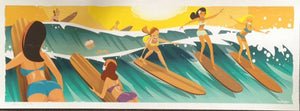 Bungalow Graphics- Surf Chicks