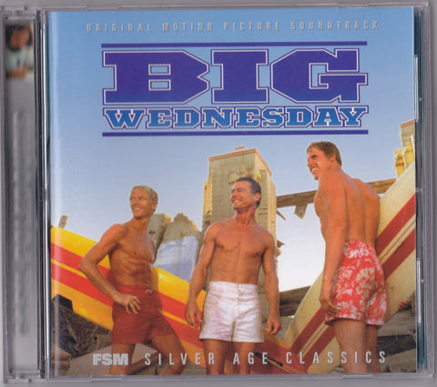 Big Wednesday Soundtrack CD.