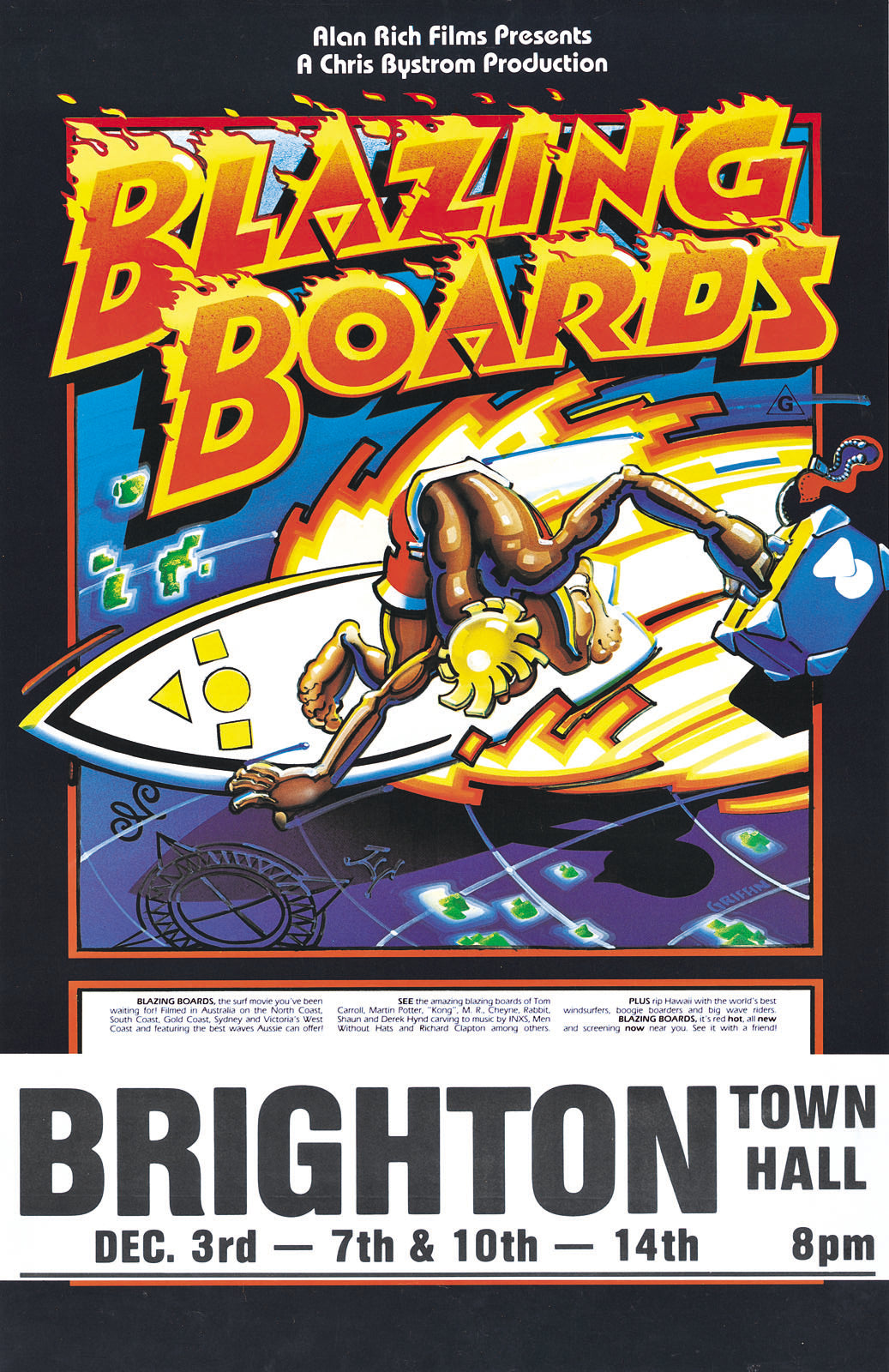 Blazing Boards