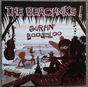 The Beachniks- Surfing Boogaloo!
