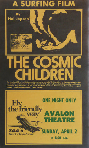The Cosmic Children. 1970.