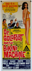 Doctor Goldfoot and the Bikini Machine. 1965