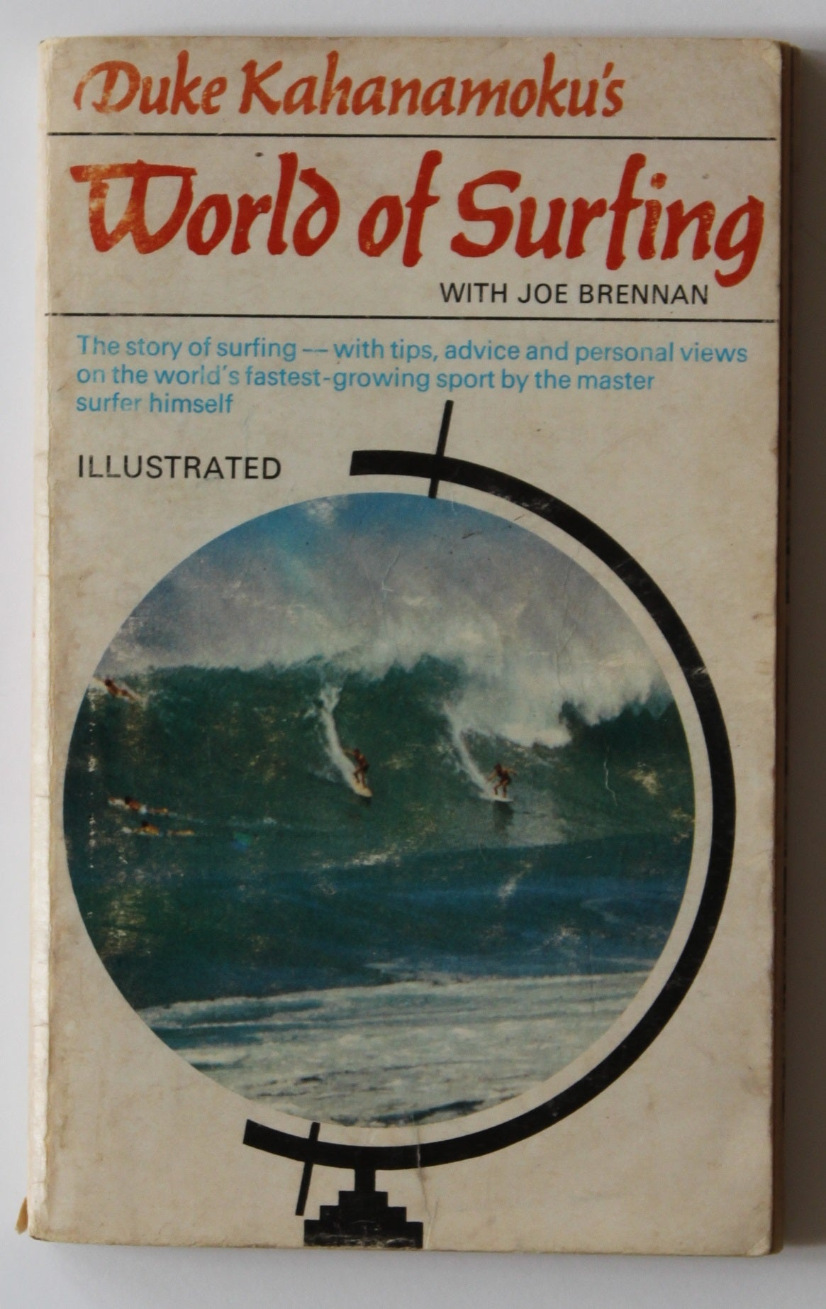 World of Surfing by Duke Kahanamoku.