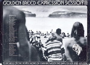 Golden Breed Expression Session III