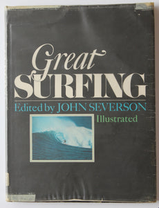 Great Surfing by Severson. 1967.