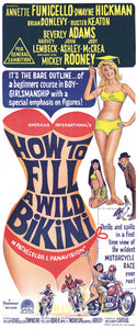 How to fill a Wild Bikini