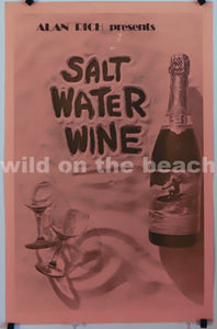 Salt Water Wine.