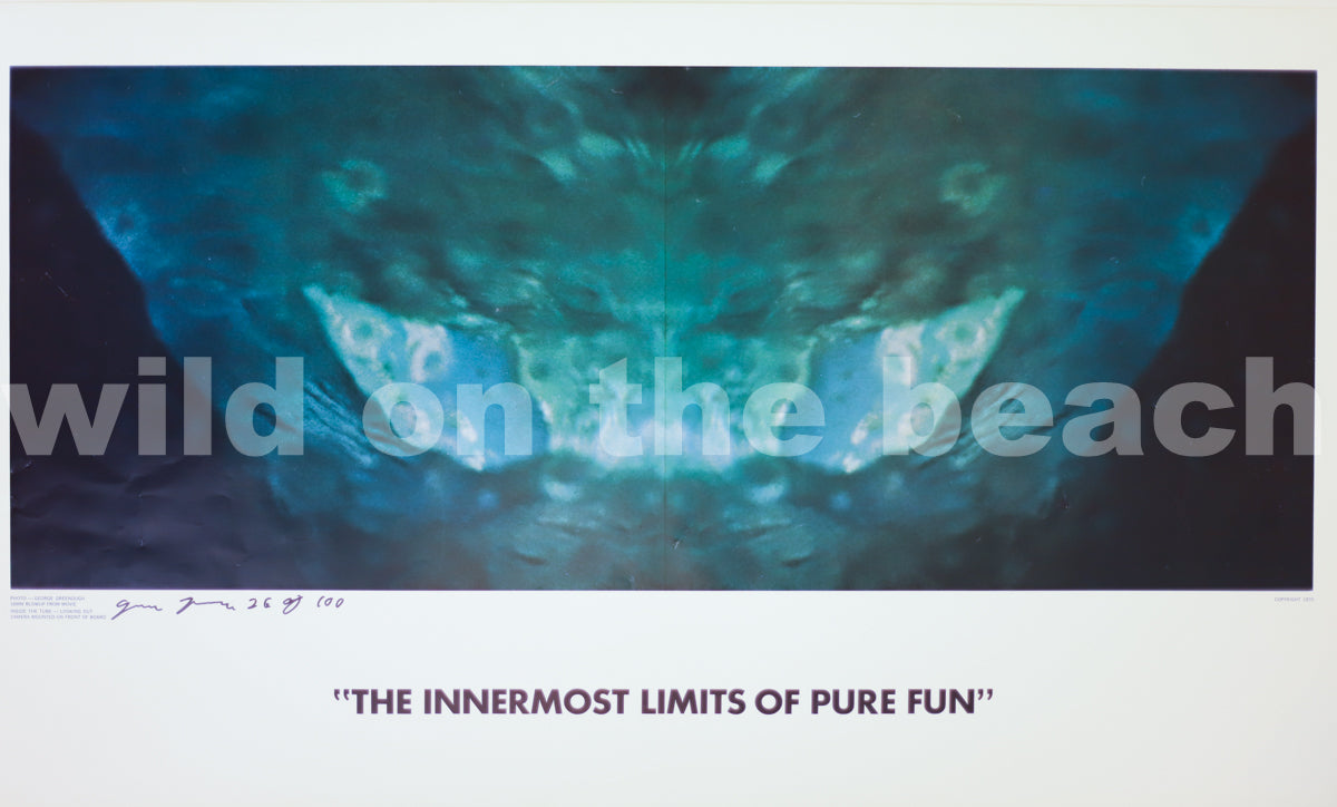 The Innermost Limits of Pure Fun.