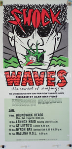 Shock Waves. 1986.