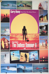 The Endless Summer II Soundtrack Poster.