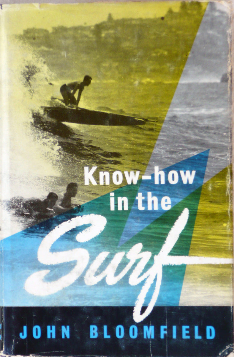 'Know How in the Surf.' by John Bloomfield. 1961.