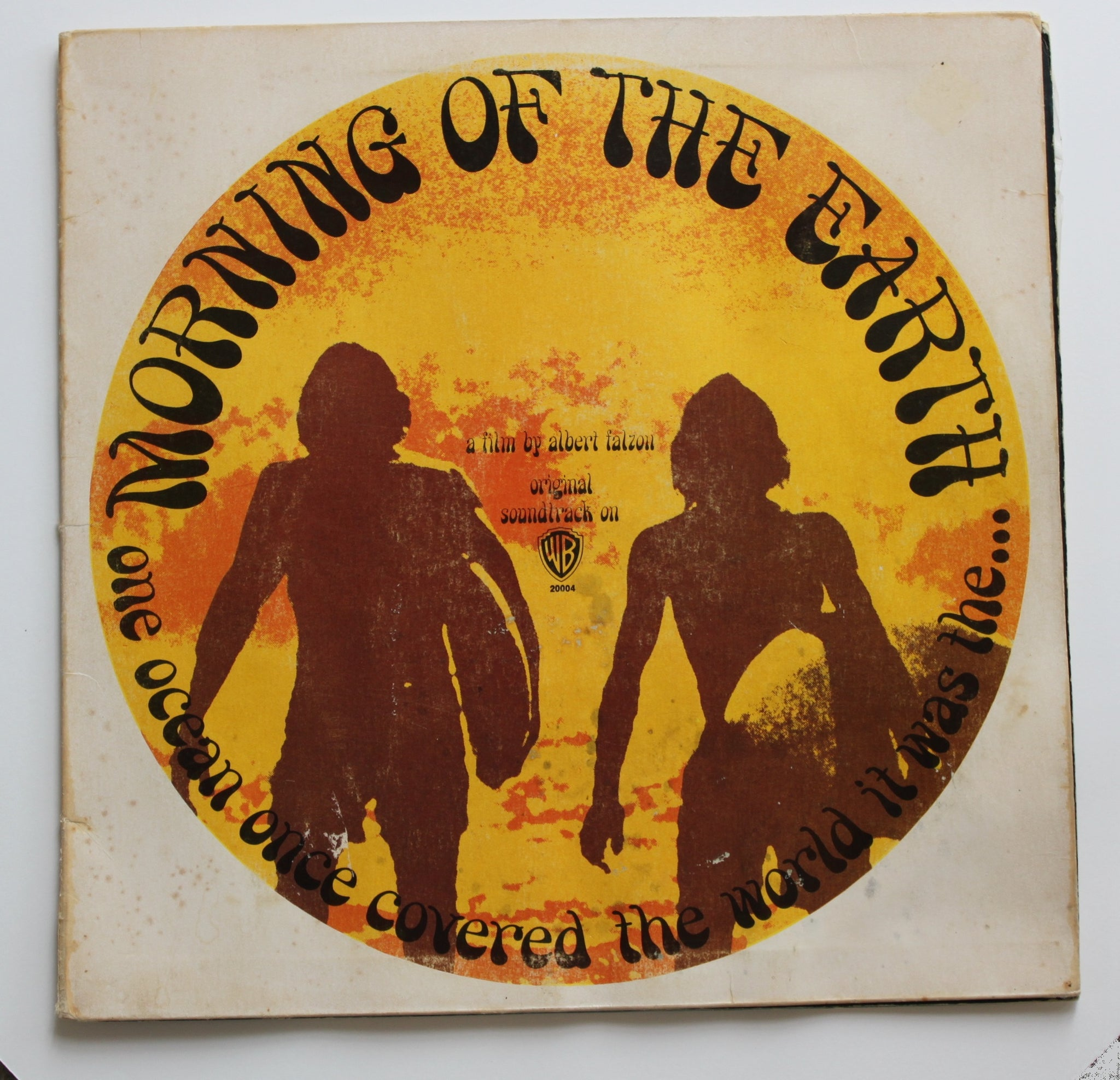 Morning of the Earth. Soundtrack album.