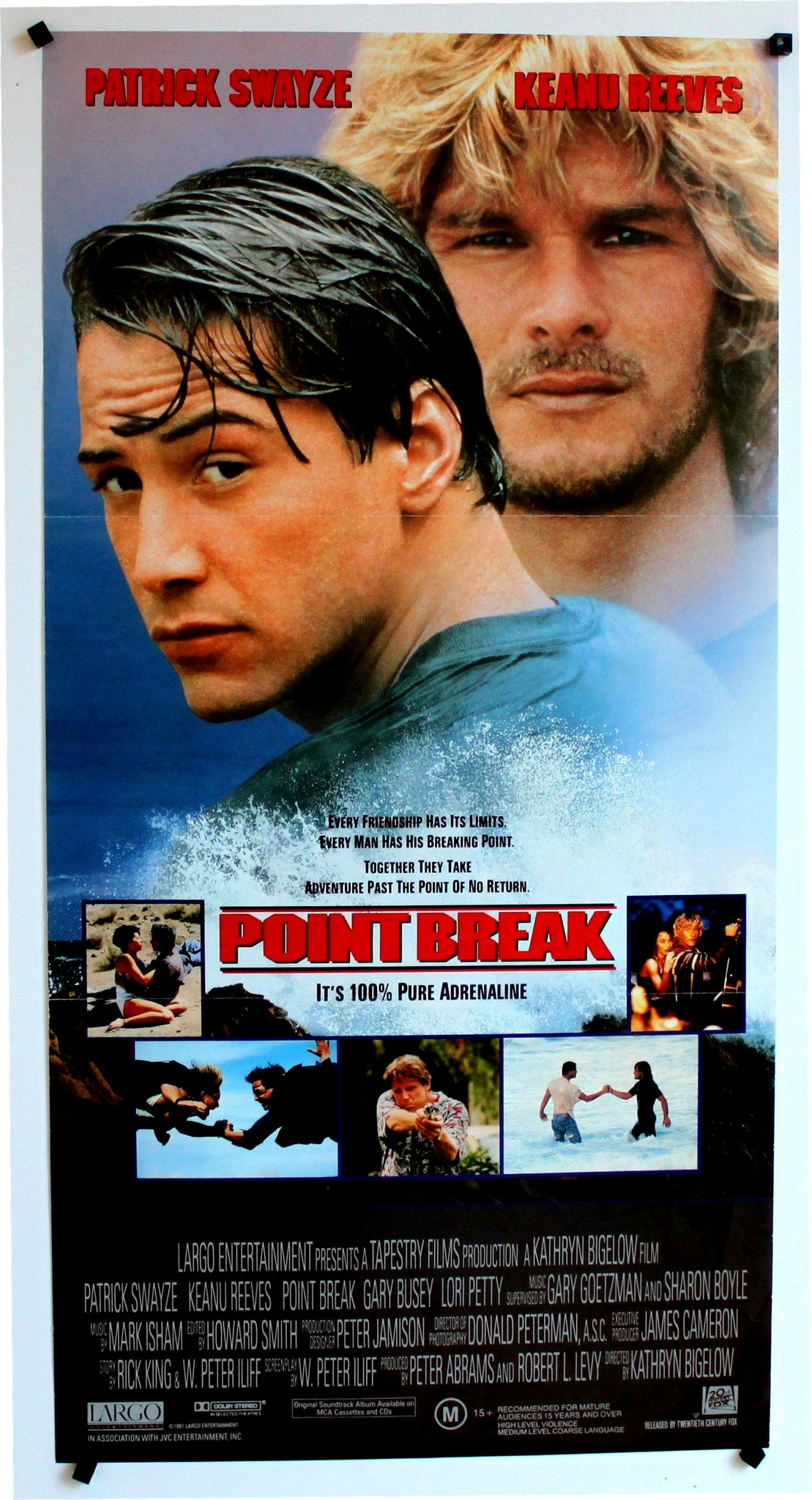 Point Break. 1991.
