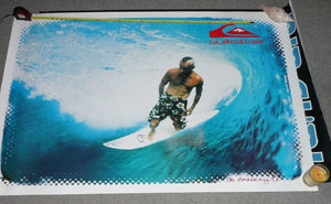 Quiksilver Promotional Poster c1995.