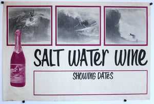 Salt Water Wine