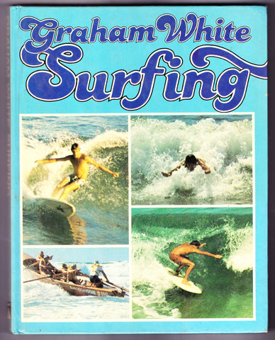 'Surfing' by Graham White.