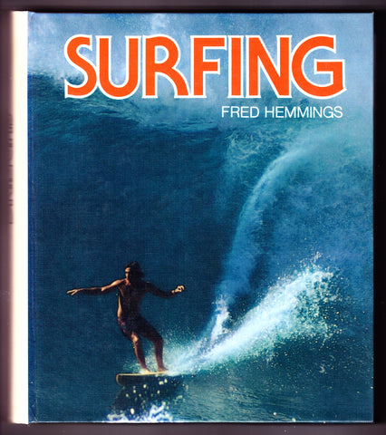 'Surfing' by Fred Hemmings.