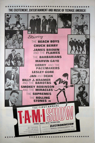 The T.A.M.I Show. 1964.