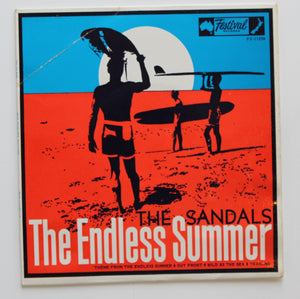 The Endless Summer. E.P. 1966.