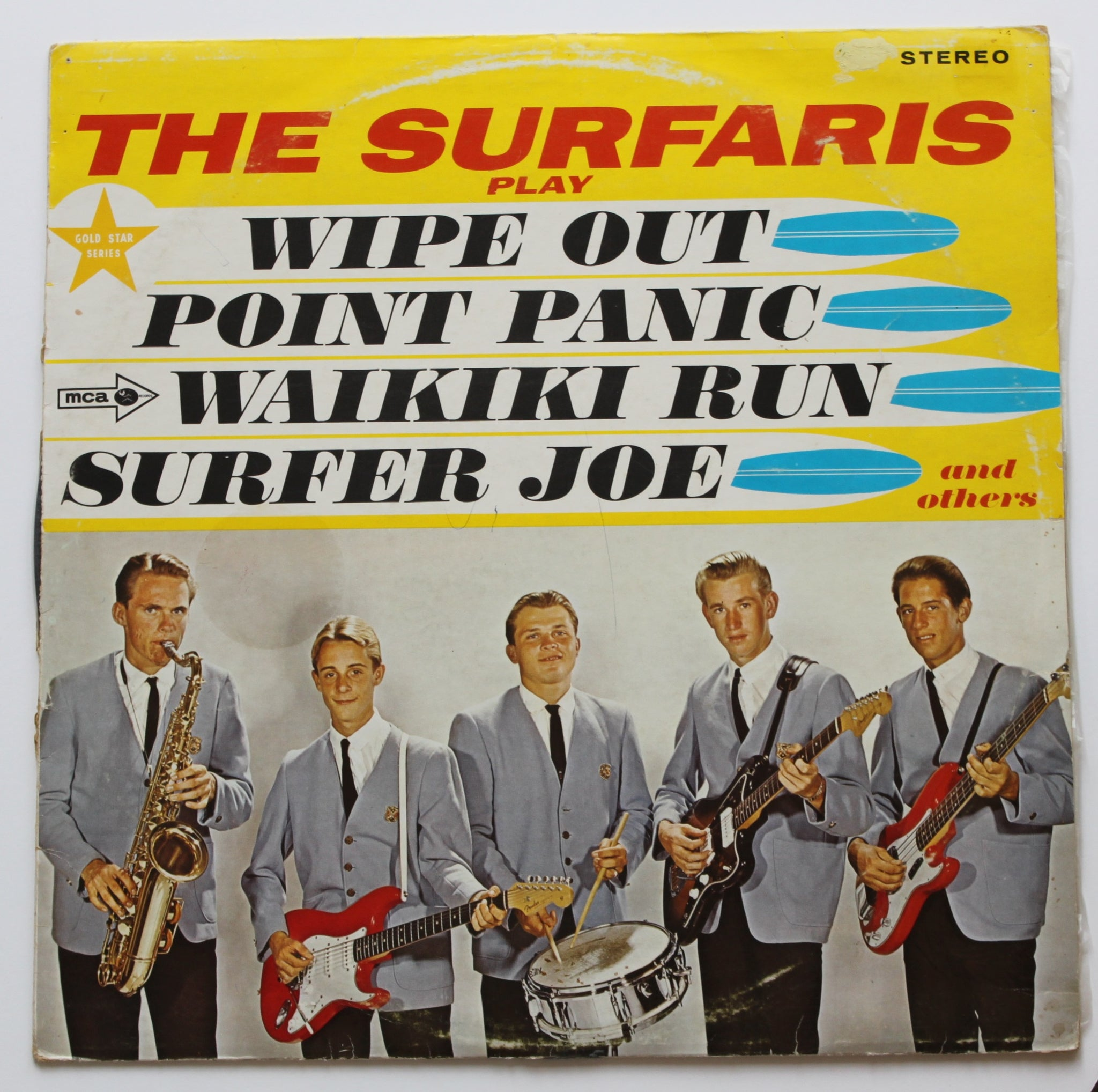 The Surfaris.
