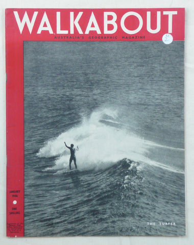 Walkabout Magazine. 1946