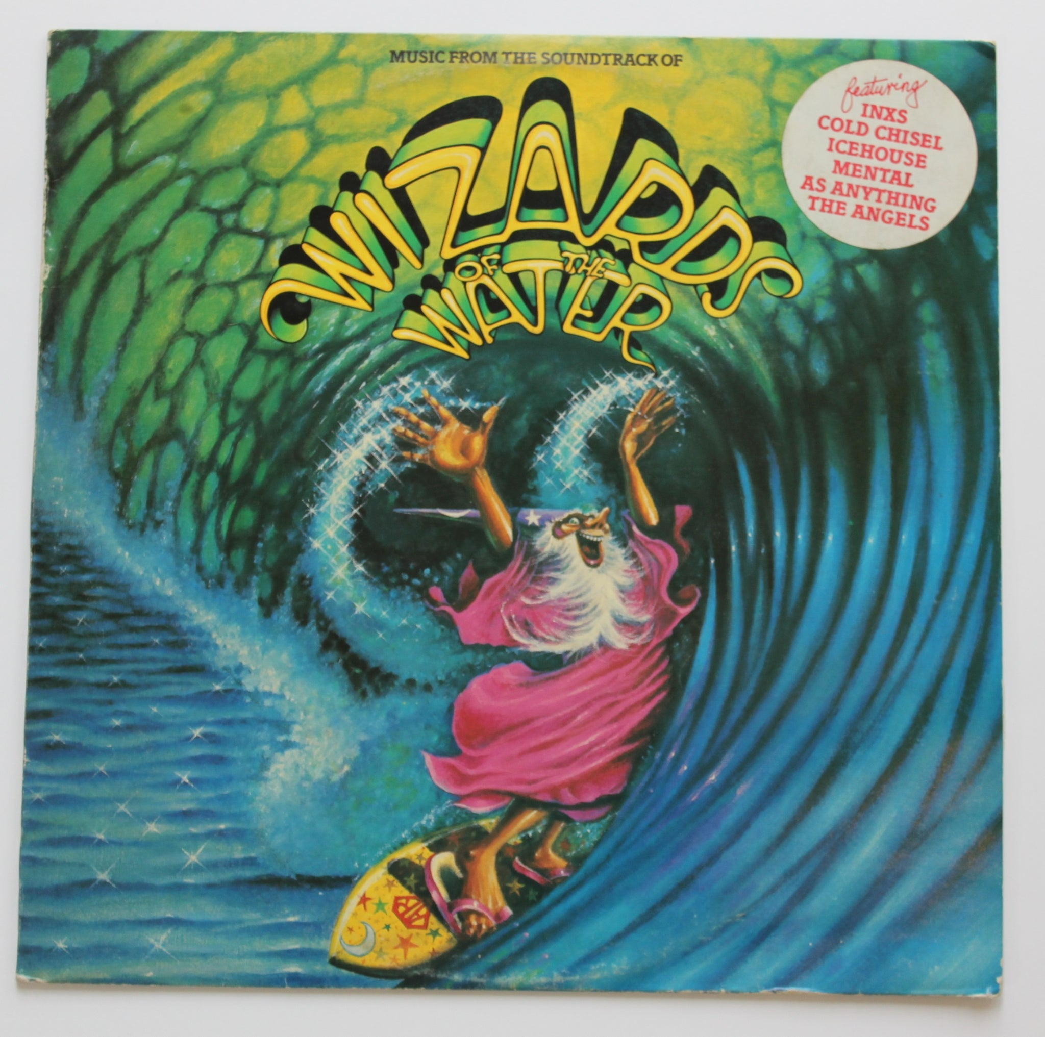 Wizards of the Water. Soundtrack album.