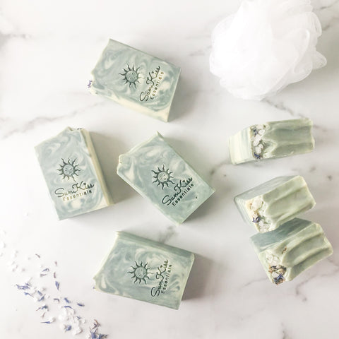 White Oak Handmade Soap