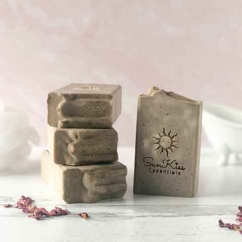Sandalwood Patchouli Handmade Soap
