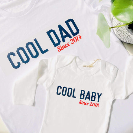 NEO MAM:Le duo Papa Bébé - Cool Dad/Cool Baby
