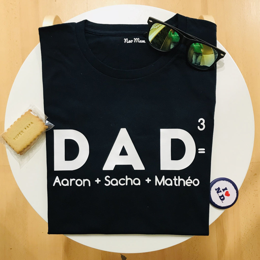 NEO MAM:Le t-shirt Dad²
