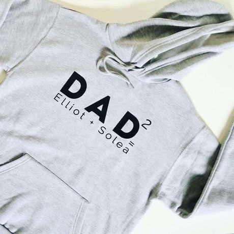 NEO MAM:Le sweat à capuche Dad²