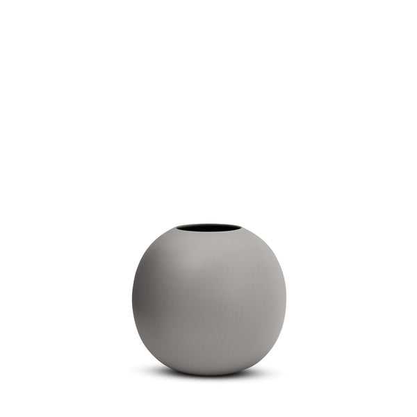 Cloud Bubble Vase Dove Grey (M)