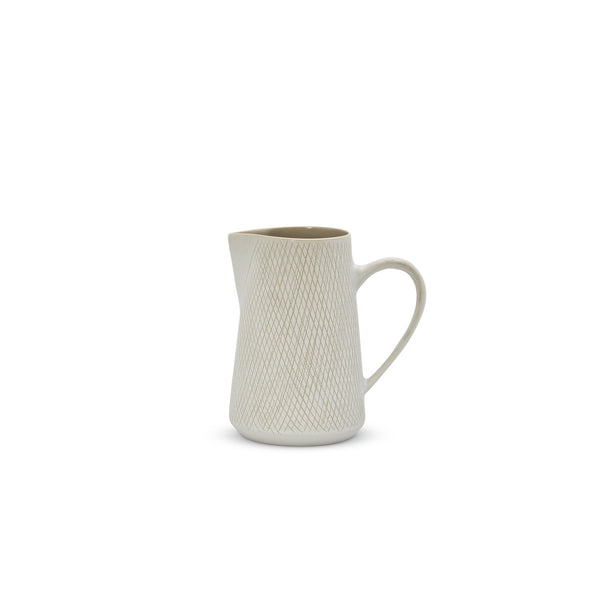 Etchings Jug (S) White