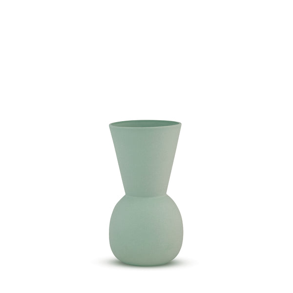Cloud Bell Vase Blue (S)