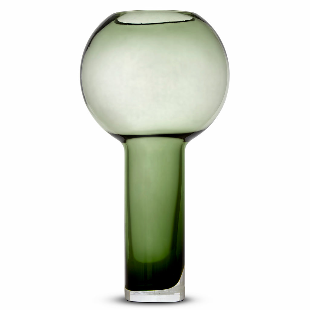 Balloon Vase Green (L)