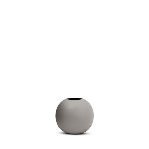 Cloud Bubble Vase Dove Grey (S)