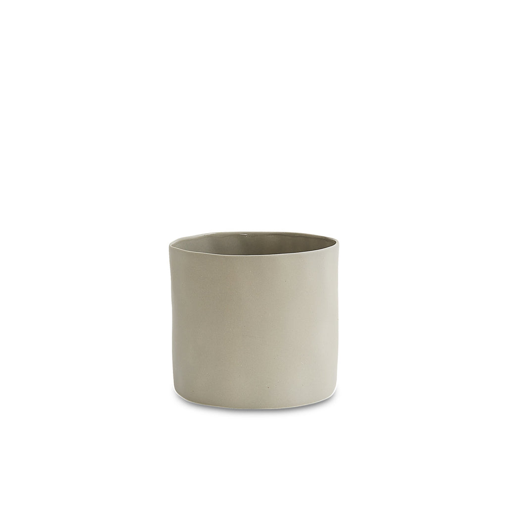 Cloud Vase Dove Grey (L)
