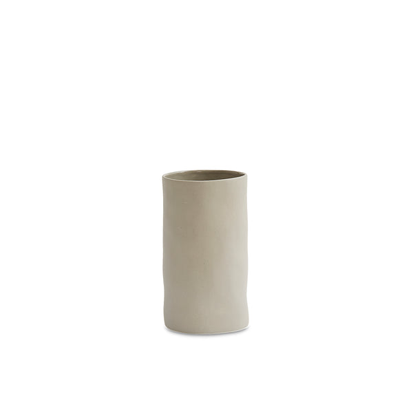 Cloud Vase Dove Grey (M)