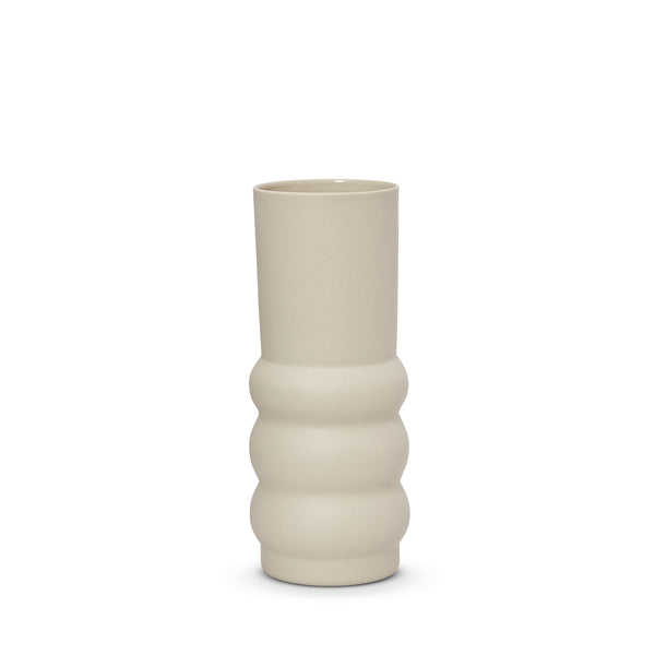 Cloud Haus Vase Chalk White (L)