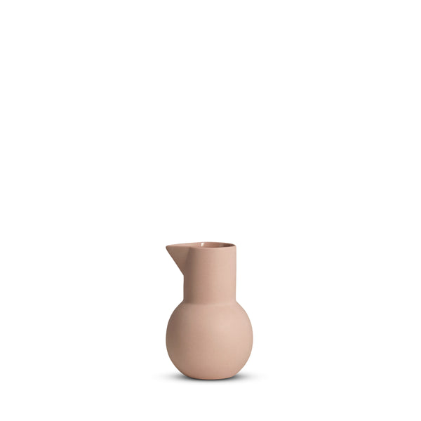 Yala Jug, Small, Icy Pink