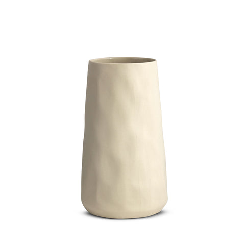 Cloud Tulip Vase Chalk (XL)